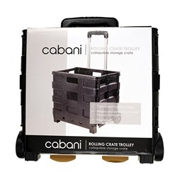 Pack And Roll Crate Trolley