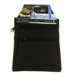 Travel Neck Wallet