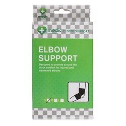 Support Elbow Sports S M L Pk1 3 Asstd Sizes