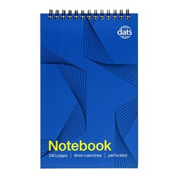 Notebook Basic Card Cover Reporter 240pg