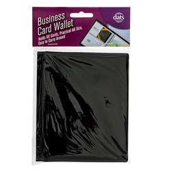 Business Card Holder Wallet Fits 96 Cards