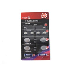 Batteries Micro Cell 12Pk