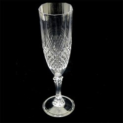 Faux Crystal Champagne Glass 210mL