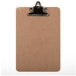 Clipboard MDF A5 with Large Clamp
