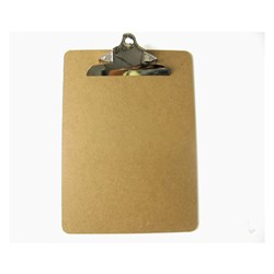 Clipboard MDF A4 with Large Clamp