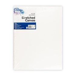 Canvas Stretched Cotton 280gsm 17mm 16x20in W16.1 FSC-100%