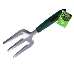 Steel Fork Green/Black