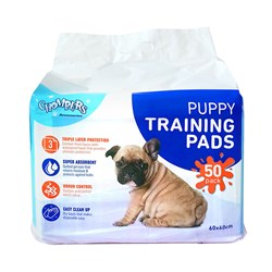 Puppy Training Pads Pk50