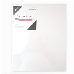 Canvas Panel Cotton 280gsm 3mm 16x20in MDF Board