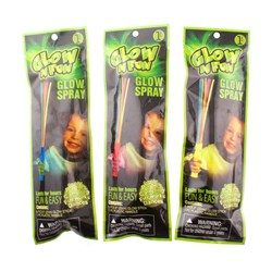 Glowstick Spray Wand Pk1