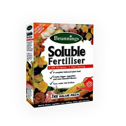 Soluble Fertiliser 1kg