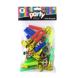 Party Blowouts Pk18