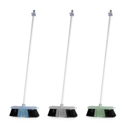 Broom Indoor Angle Head PP 1.2m Metal Handle
