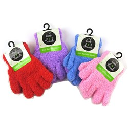 Gloves Kids Ultra Soft Asstd