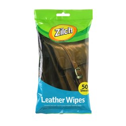Wipes Leather Pk50