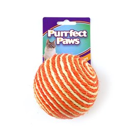 Cat Toy Sisal Ball Dia 9cm