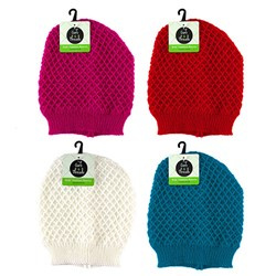 Beanie Kids Fashion Colour Asstd