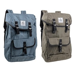 Outdoor Gear Padded Backpack w/Pocket 2 Asstd Cols