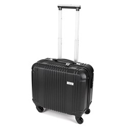 Business Case 40cm ABS 4 Wheel Black