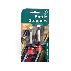 Bottle Stopper Rubber Pk2