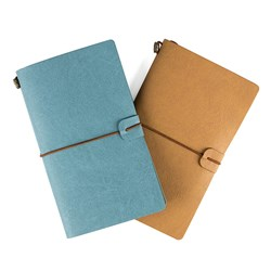 Journal Notebook PU Cover 90 Sheets