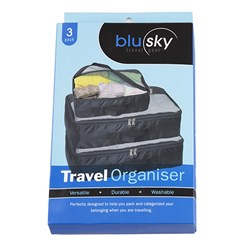 Travel Bag Organiser Set 3