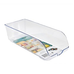 Organiser Pantry Can Holder PS Clear 34.3 x15x10cm
