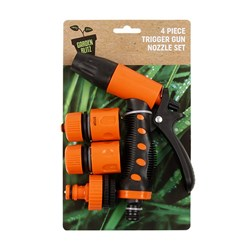 Adjustable Trigger Nozzle Set 4pce
