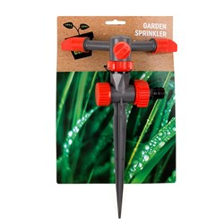 Garden Sprinkler 3 Arm with Spike