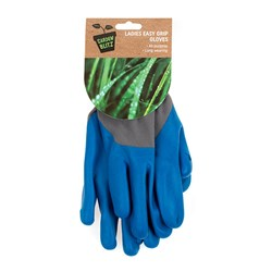 Ladies Glove with Rubber Coating