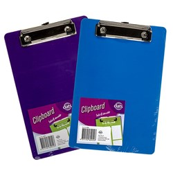 Clipboard Hard Plastic A5