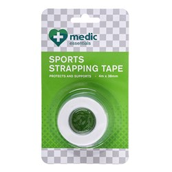 Tape Sports Strapping 4m x 38mm
