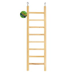 Bird Toy Wooden Ladder 45x13.5cm
