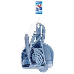 Brush Cleaning Set Pk5 Blue