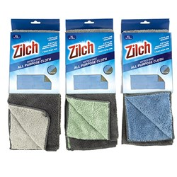 Cloth Cleaning Multipurpose Microfibre Double Sided Large