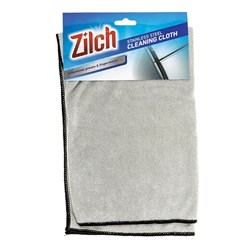 Cloth Cleaning Stainless Steel Grey 56x40cm