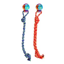 Dog Toy Braided Rope Tug Toy