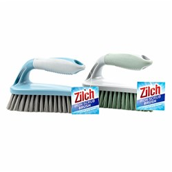 Brush Iron Scrub W Soft Handle 135g 15.3x9.5x6.5cm Asst Col