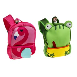 Backpack Kids Neoprene 2 Asstd Designs