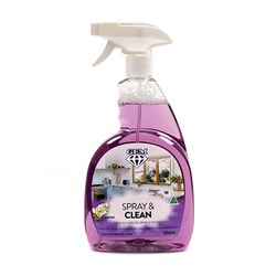 Cleaner Spray & Clean 750ml