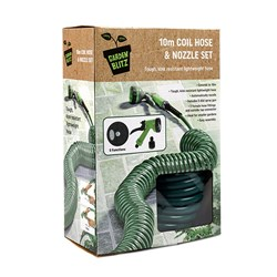 Garden Recoil Hose Kit 10m